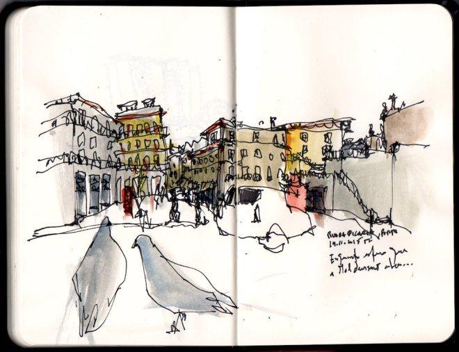 Picaria, Porto
