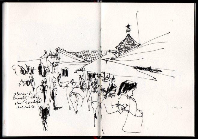 Mercado, Famalicão