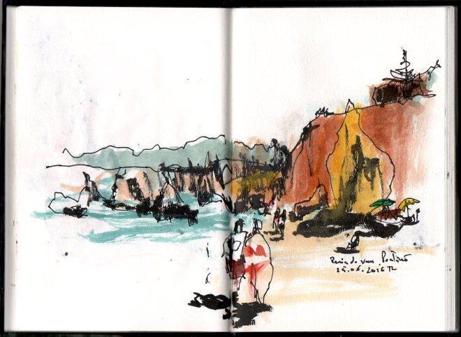 Praia do Vau, Portimão
