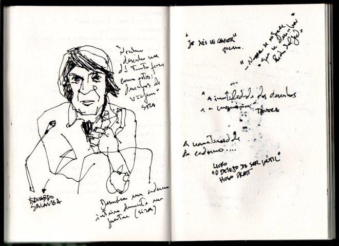 Eduardo Salavisa, Nós e os Cadernos