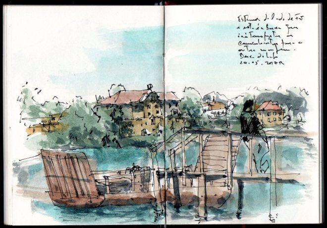 Barca do Lago, Esposende
