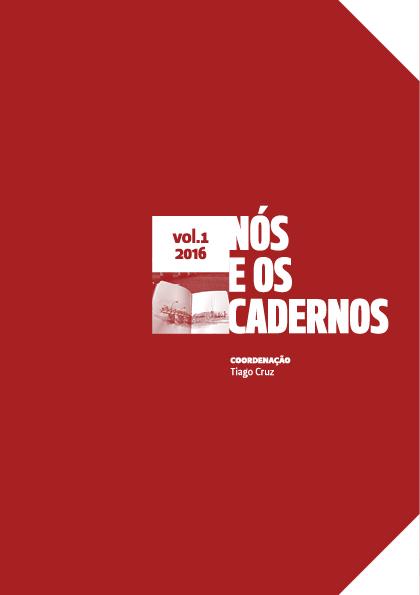 Capa do livro Nós e os Cadernos vol.1