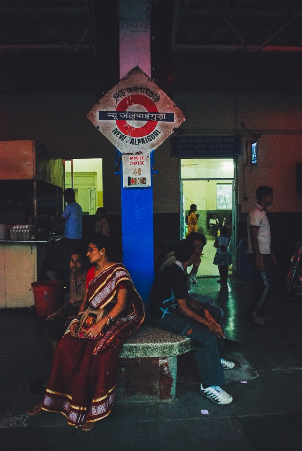 Jnp station Darjeeling