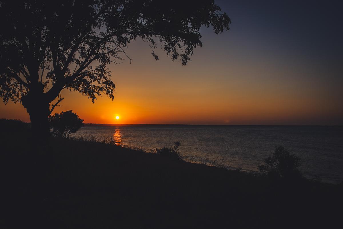 tramonto a mtwara