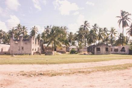 villaggio di jambiani zanzibar