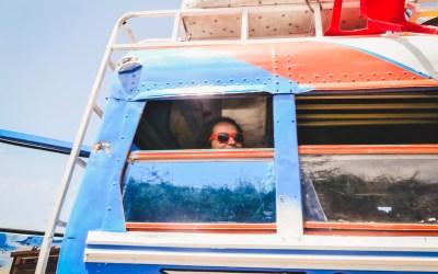 Il lungo viaggio per Cap Haitien