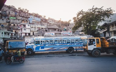 Backpacking in the Dominican Republic and Haiti