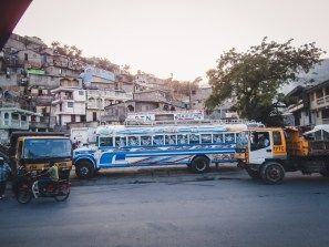 backpacking in haiti and dominican republic