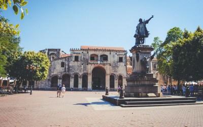 Bienvenidos in Santo Domingo