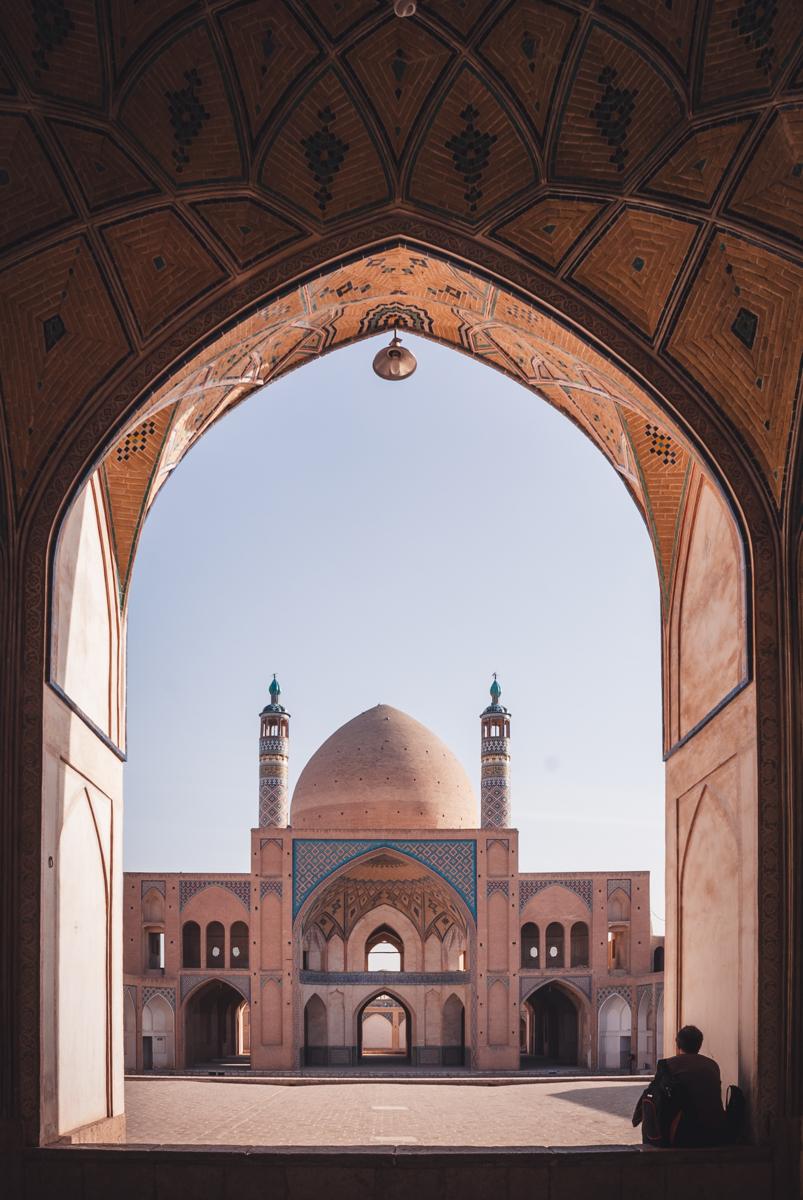 moschea a kashan