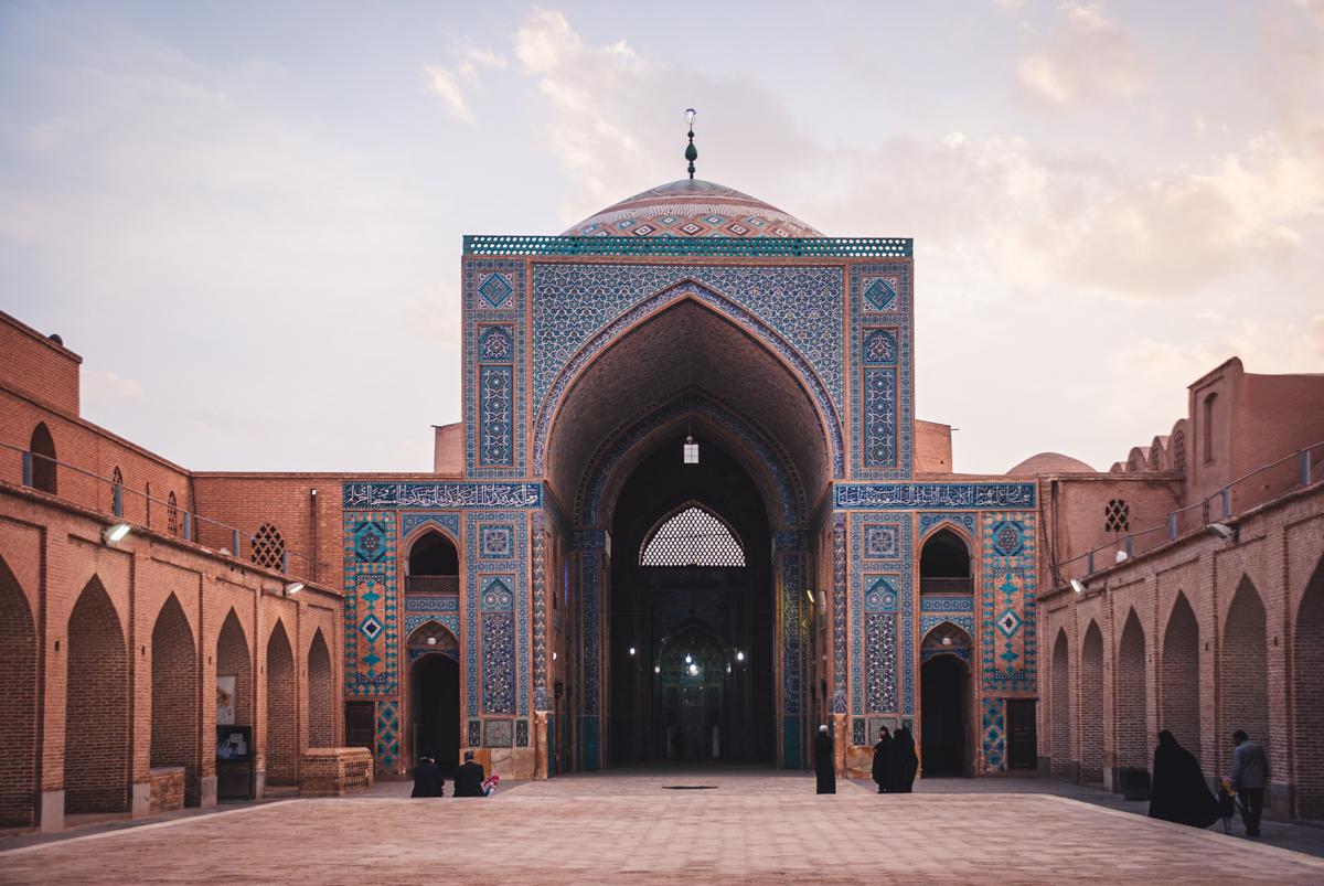 Masjed-e Jameh,Yazd mosque