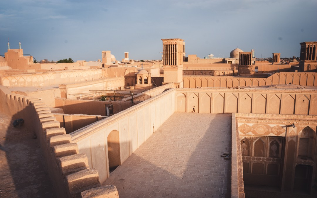 A stroll around Yazd