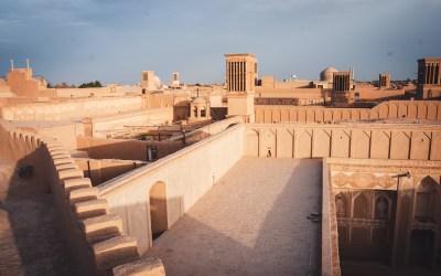 A stroll around Yazd