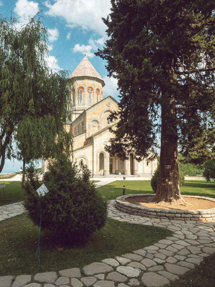 Convento Bodbe (2km da Sighnaghi)