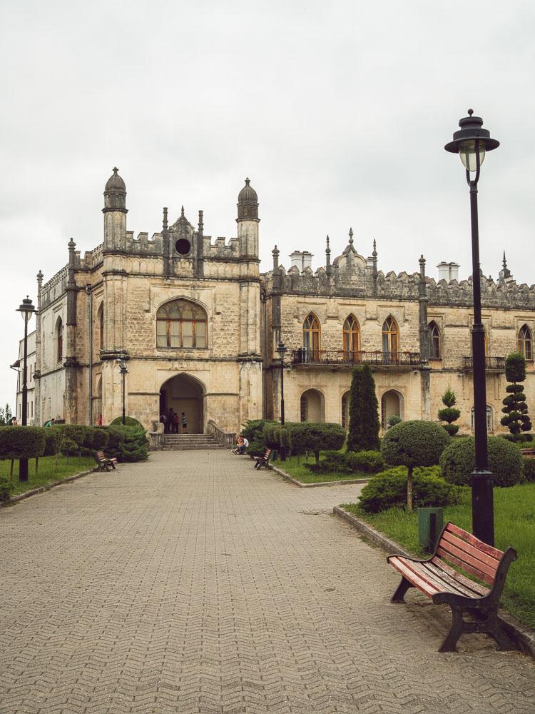 Zugdidi museo Dadiani