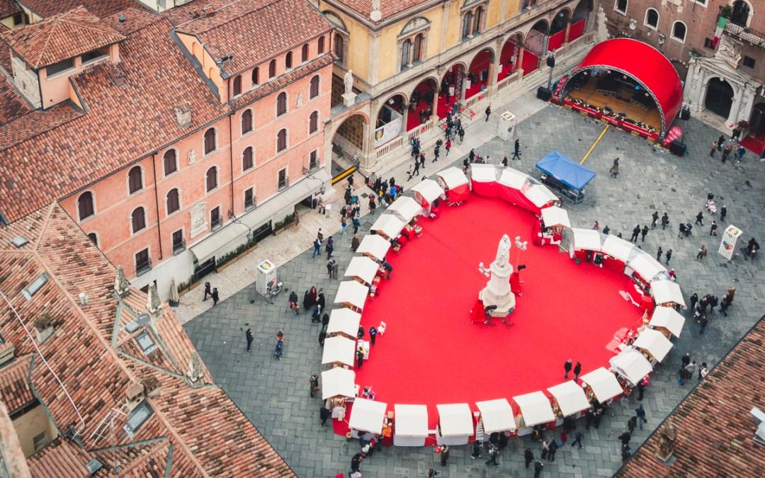 verona romantic town