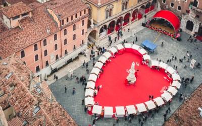 Verona, la città dell'amore