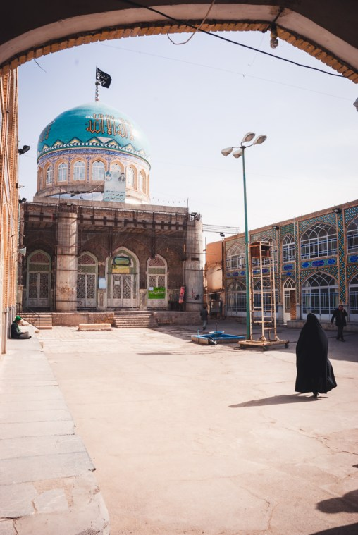 moschea al bazaar di kashan