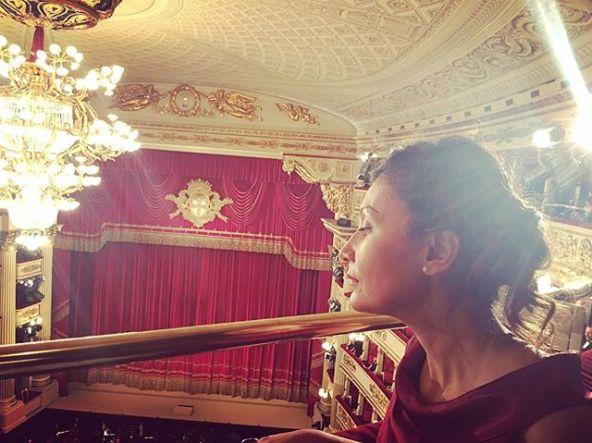 madama butterfly prima del teatro la scala milano