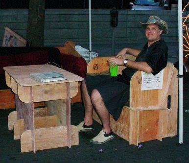 free plywood furniture plans