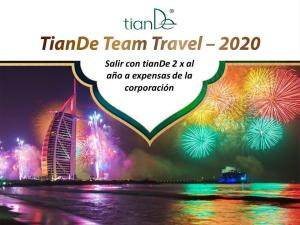 tiande team travel guide