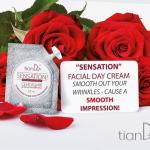 "10105 Crema de Cara ""Sensation"", tianDe, 10g, Ultralifting Superficial,  Efecto Instantáneo"