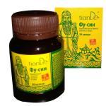113008 Fu-sin, Suplemento Dietético con Cordiceps, Ginseng, tianDe , 30 Caps. x 560 mg
