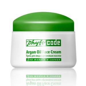 15202 Crema de Cara Con Aceite de Argán, TianDe, 50 g,