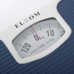 Báscula Personal Mecanica Eldom BR2016 Hasta 130 kg