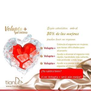 65301 Volupte+ Mujeres, TIANDE, 2x5g, Placer En la Cama: Desperta Tu Sensualidad
