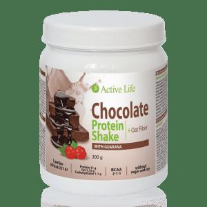 195420, Batido de Proteínas de Suero y Girasol, Sabor Chocolate, con Edulcorante, tianDe ,300 g