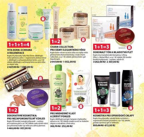 TianDe | Kosmetika