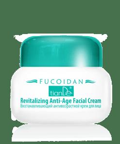 Възстановяващ крем против стареене за лице Fucoidan