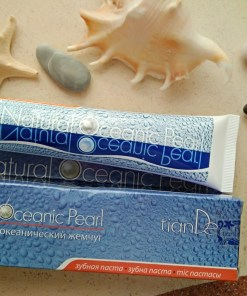 "Паста за зъби ""Естествени океански перли"""