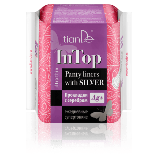 Превръзки със сребро, ежедневни супер тънки In Top