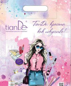 ЕКО Рекламна торбичка TianDe