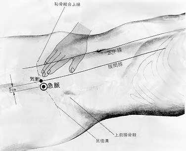 Vaisseau ceinture, 带脉 dài mài, est le vingt sixième point duméridien de la vésicule biliaire.