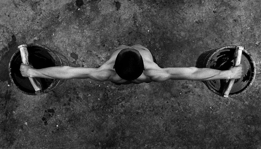 Shaoling, photographie de Tomasz Gudzowaty