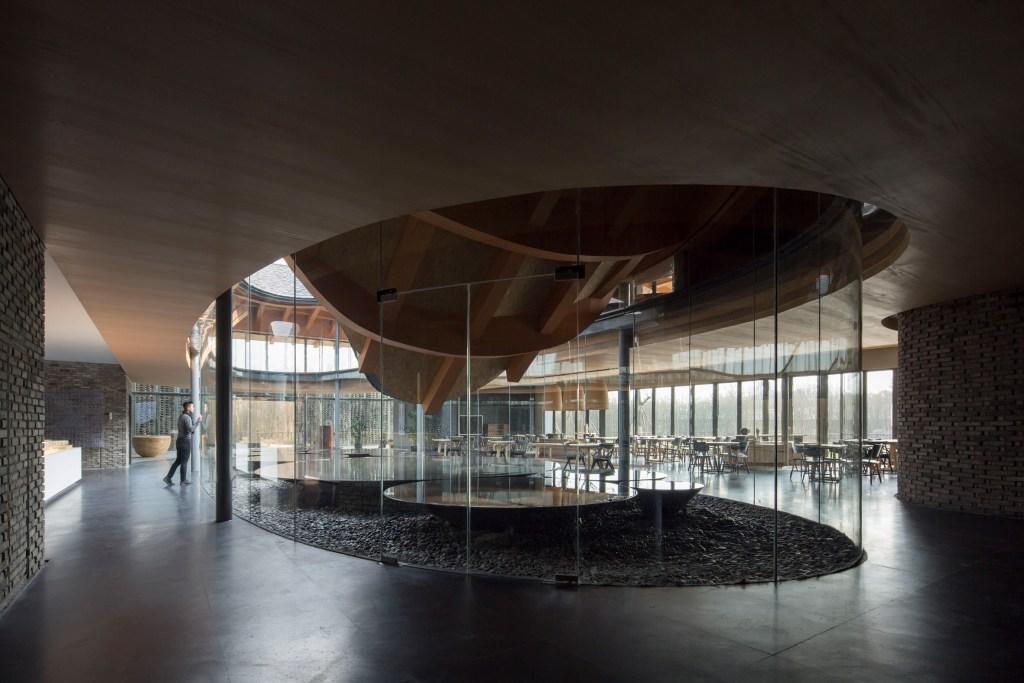 Centre culturel OCT Linpan d'Inkstone House