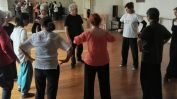 Séminaire des 8 et 9 février 2020 , formation au qi gong de l'école Nuage~Pluie