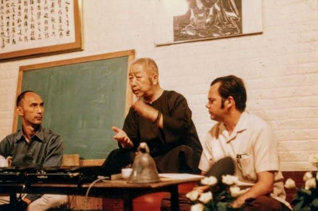 Les 8 méthodes du professeur Cheng Man Ching
