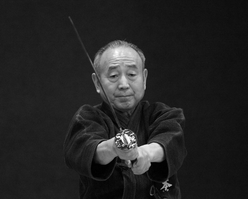 Les trois niveaux de visualisation dans l'enseignement de l'iaidō