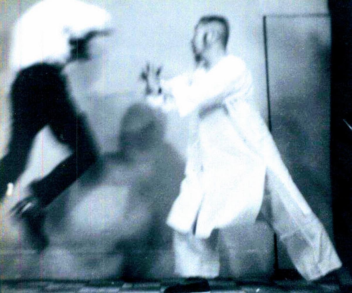 Le tai chi chuan, une boxe pour les doux