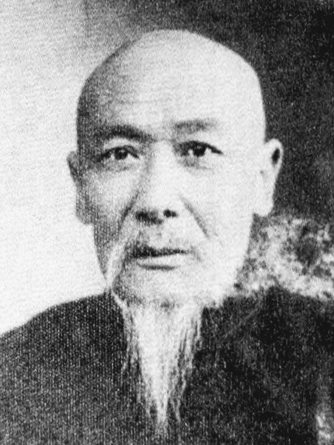 Portrait de Yang Shaohou