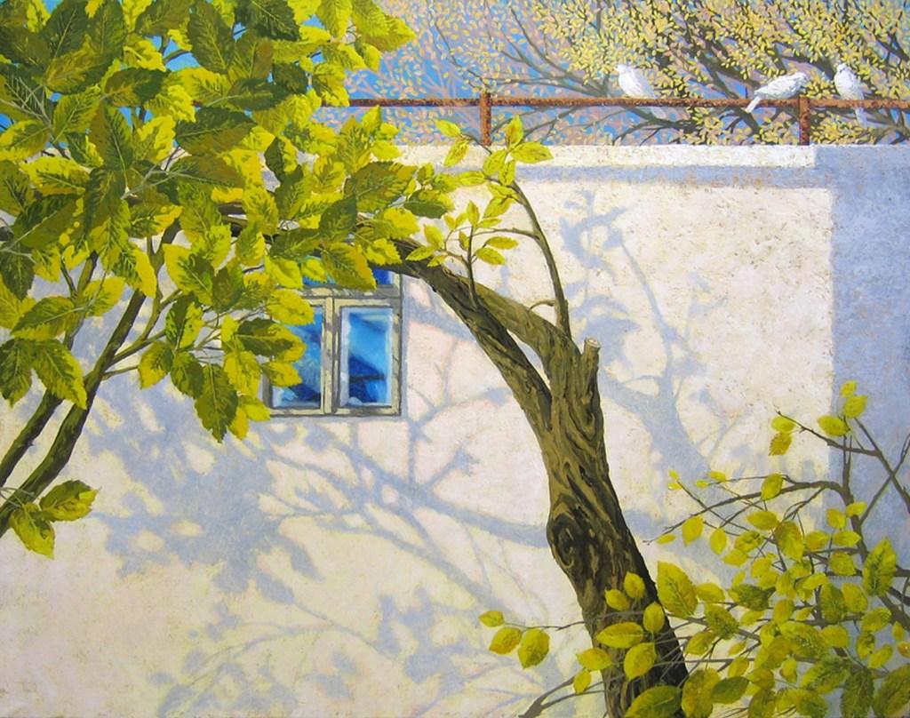 Jour d'automne, Olga Kvasha