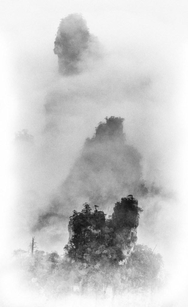 Trois plans, photographie de Lydia Goetze