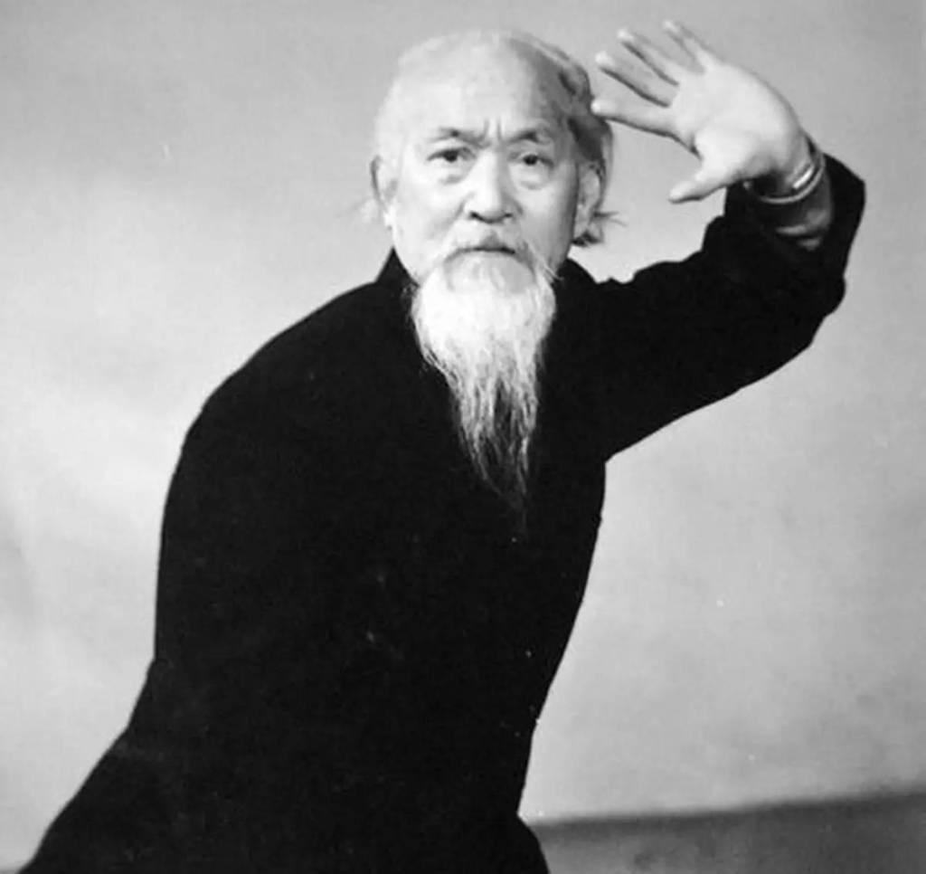 Portrait de Lu Zijian