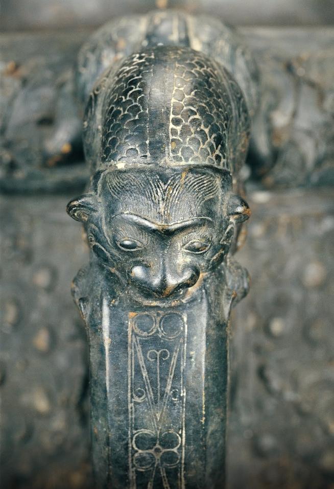 Les carillons de Zeng Hou Yi, détail