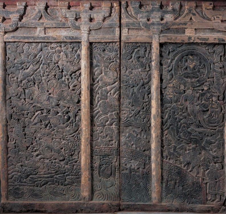 Sarcophage de Shi Jun
