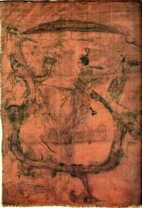 Magicien de rang impérial dressant un dragon